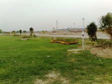 Nayab City Multan Central Park spring flowers (5)