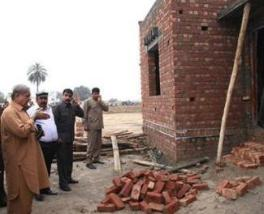 Shahbaz Sharif at Ashyana Housing Lahore