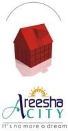 Areesha City Logo