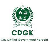 CDGK (City District Govt Karachi) Logo