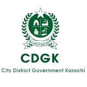 CDGK (City District Govt Karachi) Logo