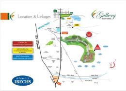 Gulberg Islamabad - Location Map