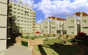 High Rise Flats in Phase V Hayatabad, Peshawar 2