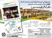 Bahria Enclave Islamabad - Opposite Park Enclave