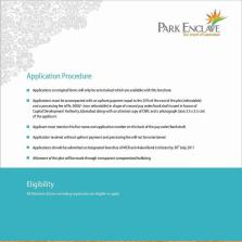 Park Enclave Islamabad Brochure 5