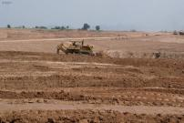 Bahria Enclave Islamabad development work -4
