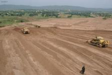 Bahria Enclave Islamabad development work -5