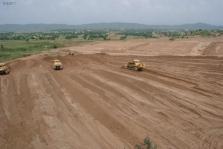 Bahria Enclave Islamabad development work -6