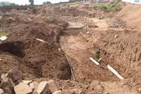 Bahria Enclave Islamabad development work -7