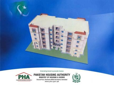 PHA Apartments in Wafaqi Colony Lahore