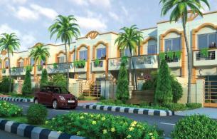 Cantt Villas Multan - Model outer view 2