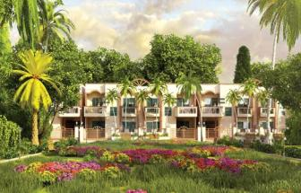 Cantt Villas Multan - Model outer view