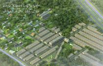 Cantt Villas Multan Site Plan or Master Plan