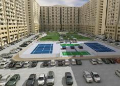Lifestyle Residency Islamabad - Inner View of Project