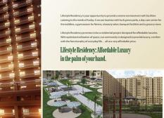 Lifestyle Residency Islamabad - Project Brief 2