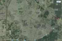 Satellite View Jatima Jinnah Town Multan - Detail with Blocks