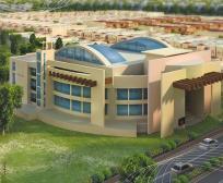 Chapal Uptown Karachi - Conceptual View Community Centre