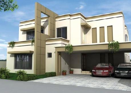 New Defense View Housing NDVHS DG Khan - Model Houses