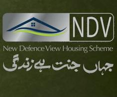 New Defense View Housing NDVHS DG Khan logo