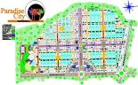 Paradise City Noshera - Layout Plan or Master Plan