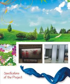 Wallayat Complex Rawalpindi - Specification of Project
