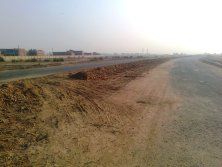 Fatima Finnah Town Phase II, 100 feet Wide Road