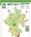 NFN employees housing scheme Phase 2 Lahore - Master Plan
