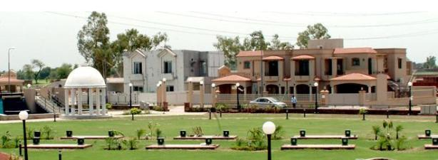 Eden LifeStyle Homes Lahore - a attractive view