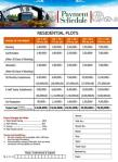 Gulberg Islamabad - Payment Price Plan Residential Plots
