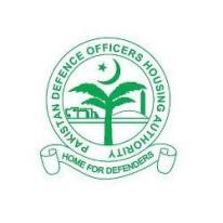 DHA Karachi Logo