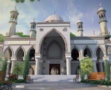 Cantt Avenue Multan - Mosque