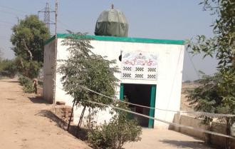 Fatima Jinnah Town Multan Block F - Mazar Taqi Shah on Canal