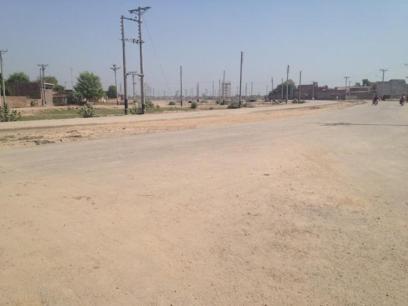 Fatima Jinnah Town Multan Commercial Area Markaz 4