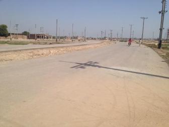 Fatima Jinnah Town Multan Commercial Area Markaz 5