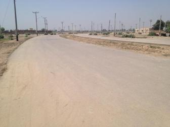 Fatima Jinnah Town Multan Commercial Area Markaz 6