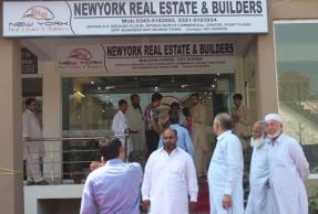 NewYork Real Estate and Builders Office in Rawalpindi - Islamabad