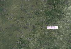 Location Map - Ashiana Housing Scheme Faisalabad