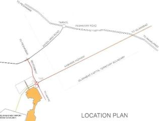 Top City 1 Housing Scheme Islamabad - Location Plan or Map