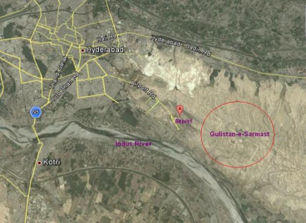 Gulistan e Sarmast Housing Scheme Phase III Hyderabad, Plots booking