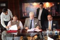 US real estate Tycoon Thomas Kramer signs US 20 billion Dollar Deal with Bahria Town 2