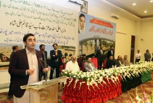 Benazir Town plots balloting Results in Karachi (2)