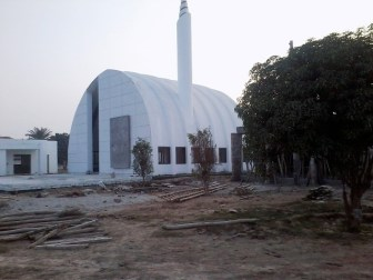 Buch Villas Multan Jamia Masjid
