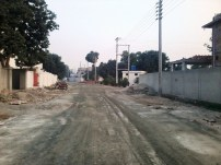 Buch Villas Multan street view