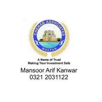 Chenab Associates Multan (Mansoor Arif Kanwar) - DHA Multan