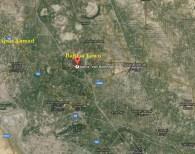 Bahria Town Nawabshah - Location Map