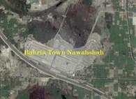 Bahria Town Nawabshah - Satellite Map