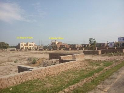 Icon Villas Phase B Multan Pics March 9, 2016 (1)
