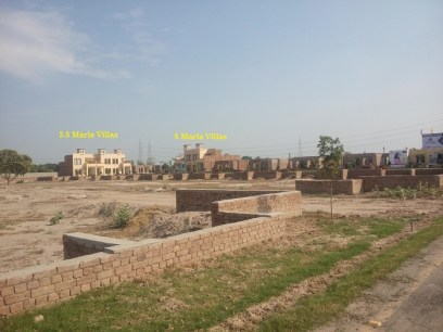 Icon Villas Phase B Multan Pics March 9, 2016 (1)