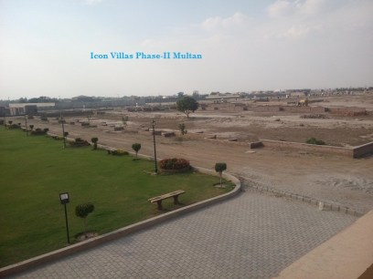 Icon Villas Phase B Multan Pics March 9, 2016 (6)