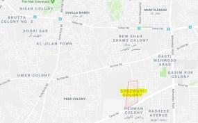 Sabzwari Colony (Multan)